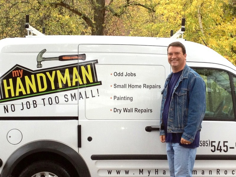 My Handyman - Home